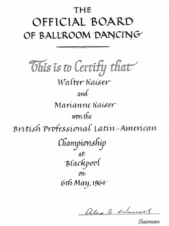 101a_kaiser_blackpool_1964_pro_la_champions_certificate