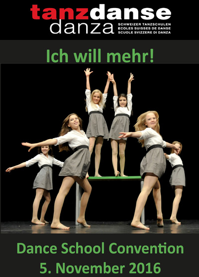 Impulstagung für Tanzschulen / Dance School Convention